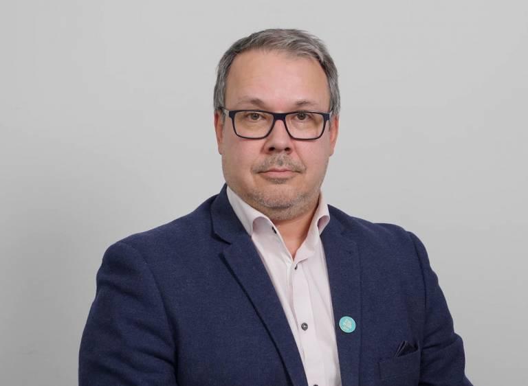 Elmon avainasiakaspäällikkö Mika Ahola