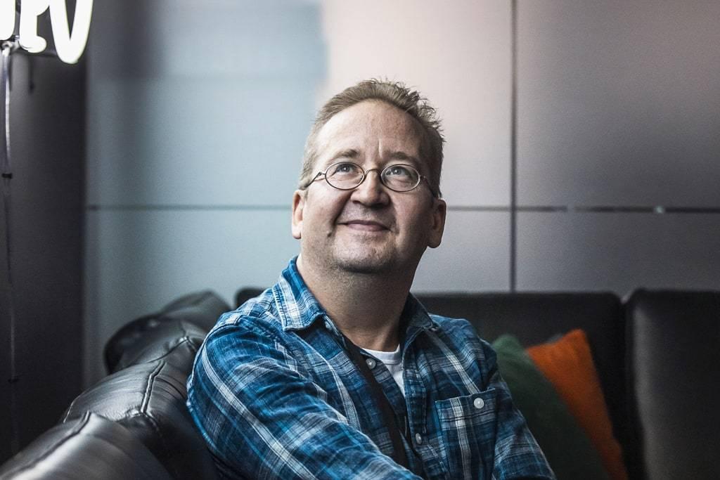 ICT Elmo Oy:n vanhempi konsultti Matti Järvinen