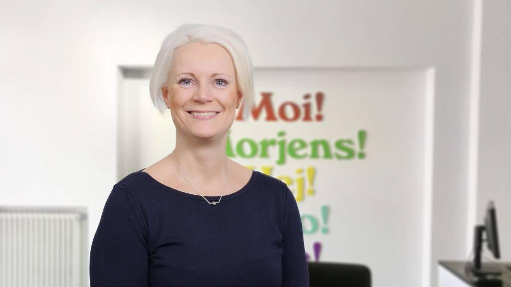Elmon HR-päällikkö Sari Toivola